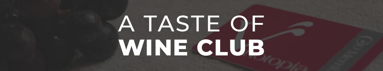 Taste of Wine Club
