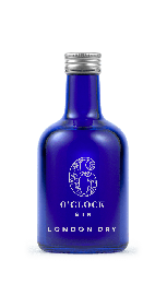 6 O'Clock Gin Miniature 5cl