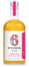 6 O'Clock Romy's Edition Mango, Ginger and Lime Gin 70cl
