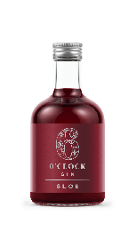 6 O'Clock Sloe Gin  Miniature 5cl