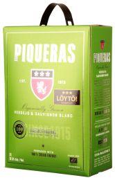 Bodegas Piqueras Verdejo/Sauvignon Blanc 3 Litre Bag in Box