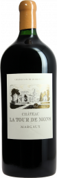 Chateau Tour du Mons 2011 Margaux Cru Bourgeois METHUSELAH 6L