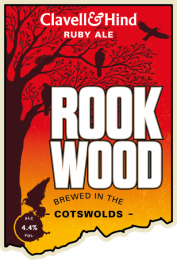 Clavell and Hind Rookwood 4.4% Ruby Ale (12x500ml)