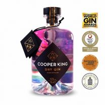 Cooper King Dry Gin 70cl