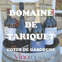 SPECIAL OFFER - Domaine de Tariquet Bordeaux MAGNUM