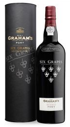 Grahams Six Grapes Reserve Port 75cl