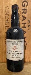 Graham's 1945 Vintage Port