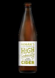 Hogan's High Sobriety 1% Cider (1 x 500ml)