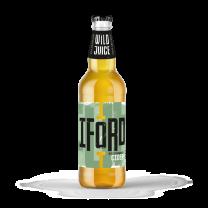 Ifords Wild Juice Wild Fermented 4.7% Cider (12 x 500ml)