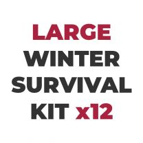 Large Winter Survival Case x12