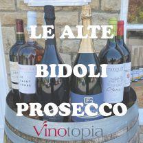 SPECIAL OFFER - Le Alte Bidoli Prosecco MAGNUM
