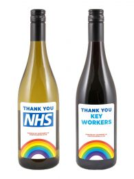 Thank You Mixed Case - NHS and Key Workers wine