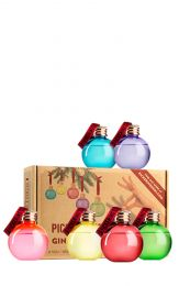 Pickering's Gin Baubles (6 x 5cl)