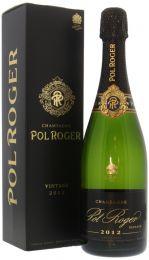 Pol Roger Brut Vintage 2012