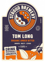Stroud Brewery Tom Long Organic Ale Cans (12 x 440ml)