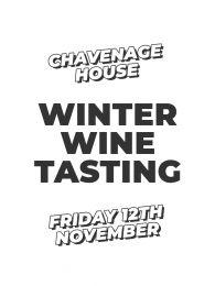 Winter Wine Tasting Ticket