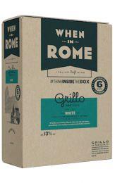 When in Rome Grillo Bag in Box 5L