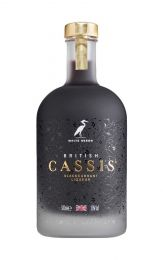 White Heron British Cassis 50cl