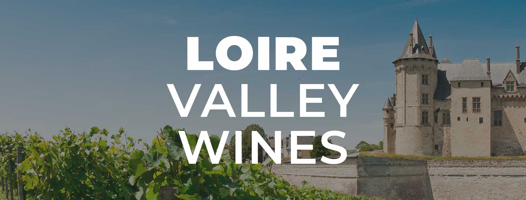 Loire Valley Promo Banner Image