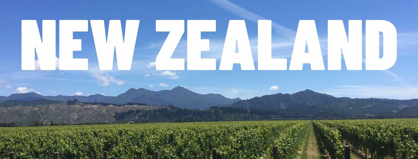 New Zealand Promo Banner Image