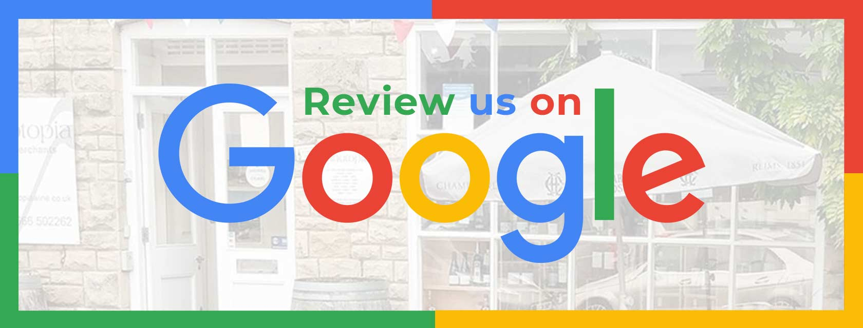Google Review Banner Image