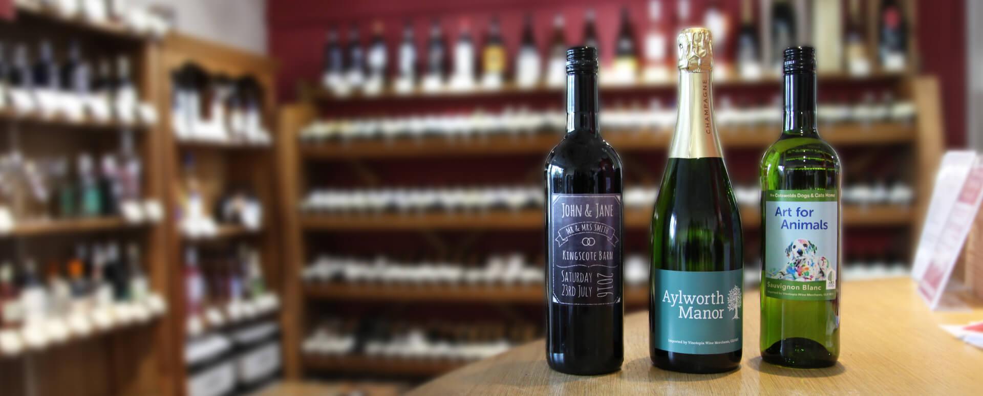 Bespoke Wine Labels